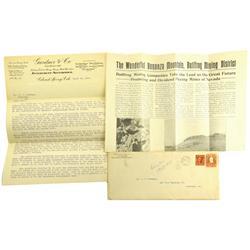 Bullfrog,NV - Nye County - 1906 - Mining Documents :