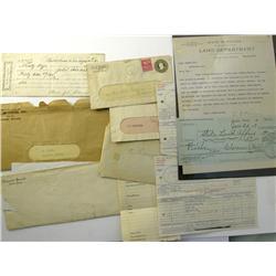 Caliente,NV - 1906-1931 - Lincoln County Ephemera Group :