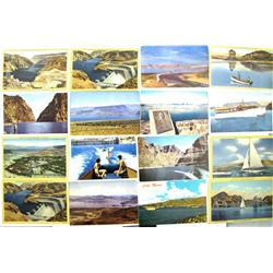 Lake Mead,NV - Clark County - l930s-1959s - Lake Mead Post Card Group :