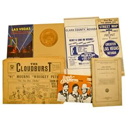 Las Vegas,NV - Clark County - c1900-1930 - Las Vegas Ephemera Group :