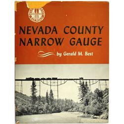 Nevada County,NV - 1965 - Nevada County Narrow Gauge :