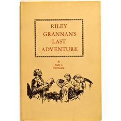 Rawhide,NV - Mineral County - 1969 - Riley Grannon's Last Adventure, Publication :