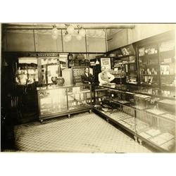 Reno,NV - Washoe County - May, 1915 - Store Interior Photograph :