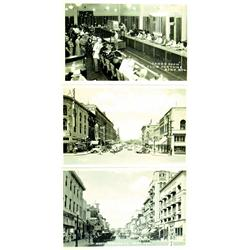Reno,NV - Washoe County - Street Scenes and Interior View Post Cards :