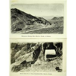 Rhyolite,NV - Nye County - Holt RPCs of Nevada Mines :