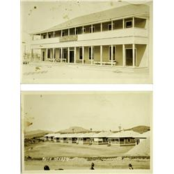 Ruth,NV - White Pine County - c1912 - Star Pointer Hotel RPC :