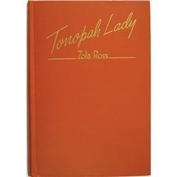 Tonopah,NV - Nye County - 1950 - Tonopah Lady, Book :