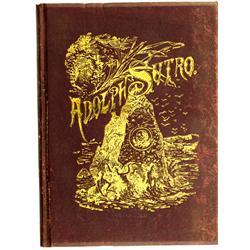 Virginia City,NV - Storey County - 1895 - Adolph Sutro: A Brief Story of a Brilliant Life :