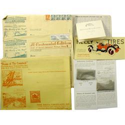 Virginia City,NV - Storey County - 1897-1959 - Advertising Items :