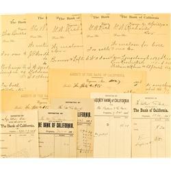 Virginia City,NV - Storey County - 1886-1904 - Bank of California Archive :