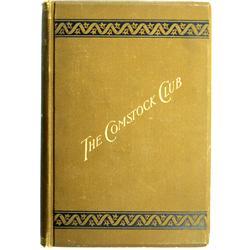 Virginia City,NV - Storey County - 1891 - Comstock Club, Book :