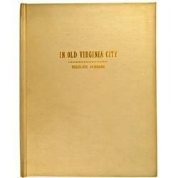 Virginia City,NV - Storey County - 1956 - In Old Virginia City, Book :