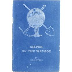 Virginia City,NV - Storey County - 1961 - Silver on the Washoe, Book :