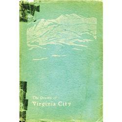 Virginia City,NV - Storey County - 1925 - The Drama of Virginia City, Publication :