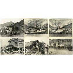 Virginia City,NV - Storey County - 1869-1914 - Virginia City Photograph and Lithograph Reproductions