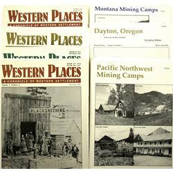 OR - 1992-1996 - Western Settlement and Mining Camp Publications :