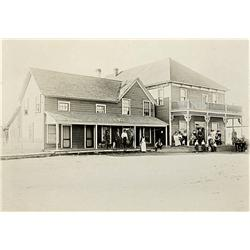 Medford,OR - Jackson County - c1900 - Hotel Photograph :