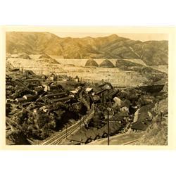 Bingham,UT - Weber County - c1933 - Bingham Canyon Mine Photograph :