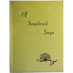 Springville,UT - Utah County - 1956 - A Sagebrush Saga, Publication :