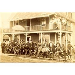 Hoquiam,WA - Grays Harbor County - Riverside Hotel Photograph :