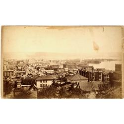 Seattle,WA - King County - c1890 - Denny Hill View Photograph :