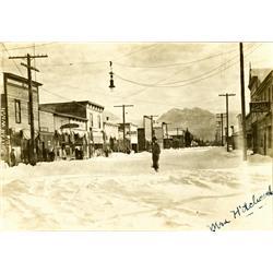 Sultan,WA - Snohomish County - c1916 - Sultan Photograph :
