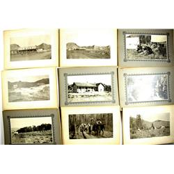 Thermopolis,WY - Hot Springs County - 1904 - Hot Springs Town Photographs :