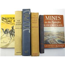 Australia, Canada, Sierra Leone,1909-1960 - Foreign Mining Publications :