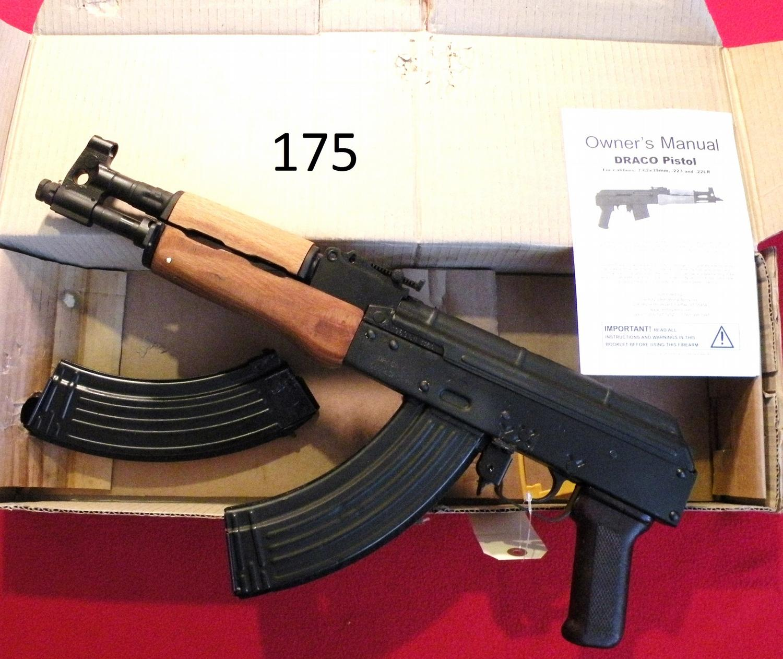 Draco Pistol 7 62X39