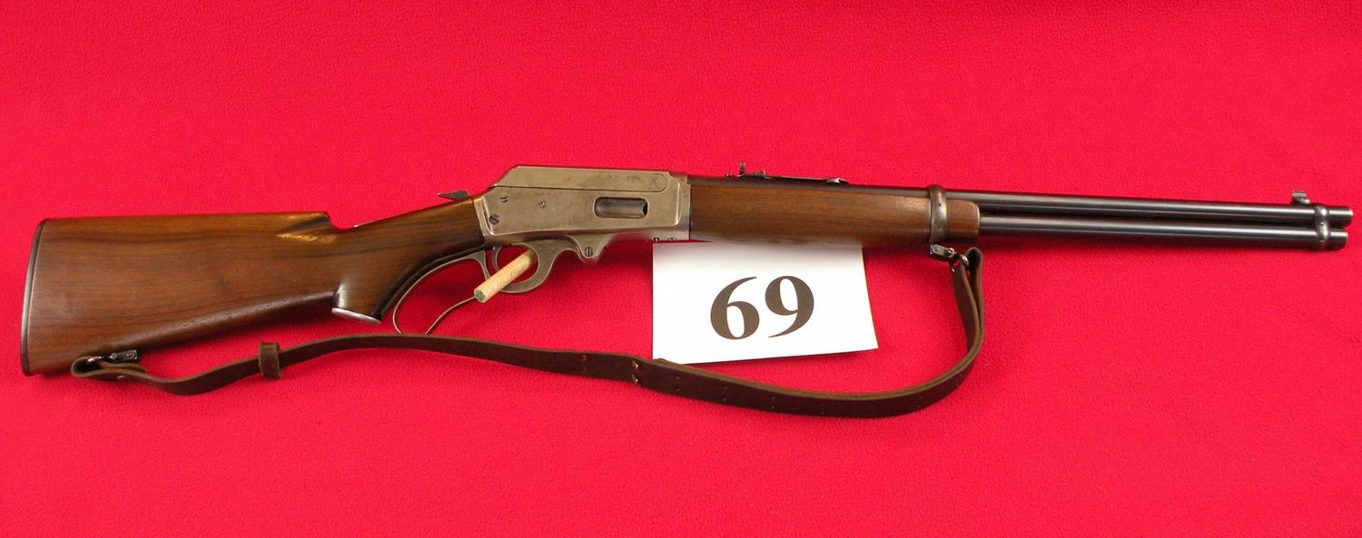 Marlin 1936 30-30 Lever Action Rifle