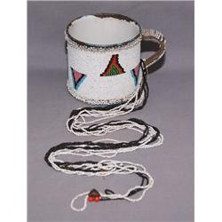 PLATEAU BEADED CUP