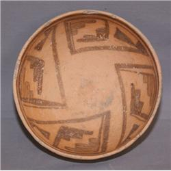 HOMOLOVI  POTTERY BOWL