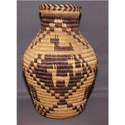 NAVAJO BASKETRY OLLA