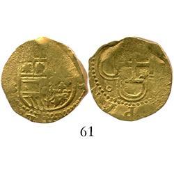 Seville, Spain, cob 2 escudos, (159)5B.