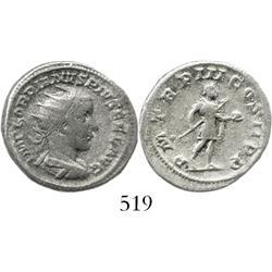 Ancient Rome, Roman Empire, antoninianus, Gordian III (238-244 AD).