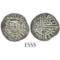 "England, ""long cross"" penny, Henry III (1216-1272), class Vd (with scepter), moneyer Ion (Canterbury"