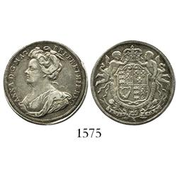 England, silver jeton, Anne (1702-14).
