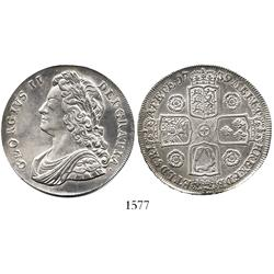 London, England, crown, George II, 1739.