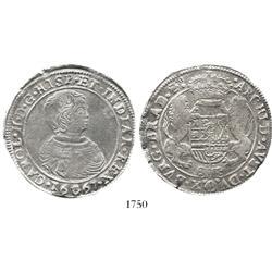 Brabant, Spanish Netherlands (Antwerp mint), portrait ducatoon, Charles II, 1667.