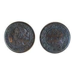 1859. Wide 9/8.  ICCS Extra Fine-40.  1859. Double-Punched, Narrow 9#2.  ICCS very Fine-30.  Lot of