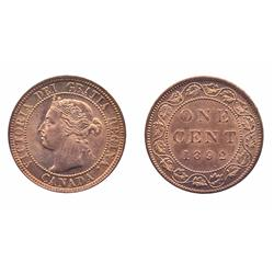 1892. Obverse port. #4.  ICCS Mint State-66. Red.  90% Golden luster and good 'eye appeal'. Tied wit