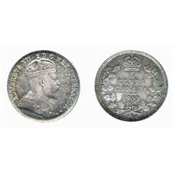 1903.  ICCS Mint State-65. A premium quality piece.  A boldly detailed piece with full satin luster
