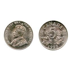 1923.  ICCS Mint State-63.  Good strike. Lustrous.