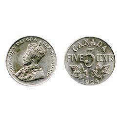 1924.  ICCS Mint State-63.