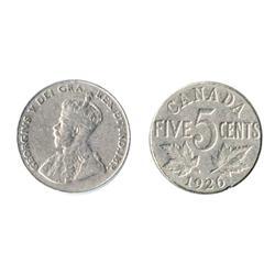 1926. Far 6.  Fine-12.