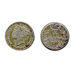 1871-H.  ICCS Very Fine-20.