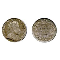 1909. Victorian Leaves. 1934.  Both ICCS Extra Fine-40.