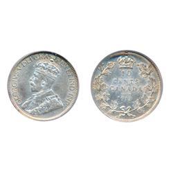 1913. Broad Leaves.  ICG graded AU-55.  A mostly brilliant, lightly circulated example of the 'key'
