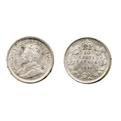 1919.  1931.  Both ICCS Mint State-63.  Both brilliant.