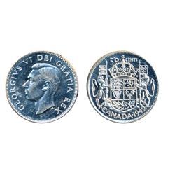 1949.  ICCS Mint State-63.  Designated as a 'Cameo'.  Brilliant.